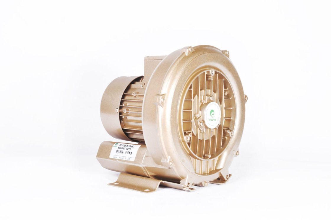 0.7 KW  Side Channel Blower , high sustion vacuum pump