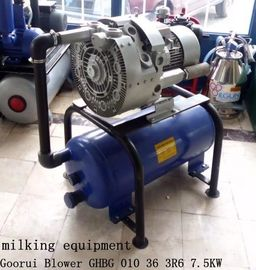Chiny 7,5kw Extra High Vacuum Air Pump do dojarki fabryka